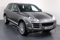 USED 2009 09 PORSCHE CAYENNE 3.6 TIPTRONIC S 5d AUTO 291 BHP 2 OWNERS with FULL SERVICE HISTORY