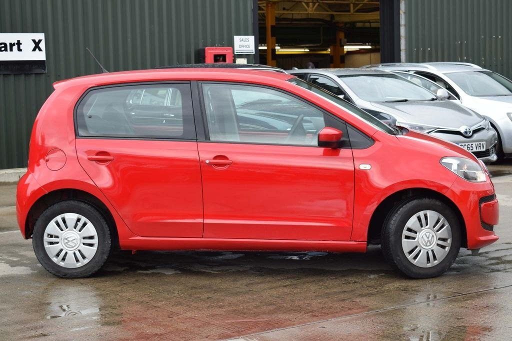 2014 Volkswagen UP 1 0 Move Up! Asg 5dr £4,980