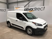 USED 2016 16 FORD TRANSIT CONNECT 1.5 200 P/V 1d 100 BHP