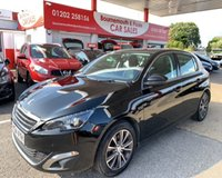 USED 2014 64 PEUGEOT 308 1.6 BLUE HDI ALLURE 5d 120 BHP