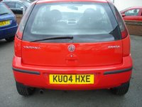 USED 2004 04 VAUXHALL CORSA 1.0 ACTIVE 12V TWINPORT 3d 60 BHP