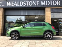 USED 2016 16 MERCEDES-BENZ GLA CLASS 2.1 GLA 200 D AMG LINE 5d AUTO 134 BHP