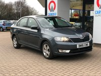 USED 2016 16 SKODA RAPID 1.6 SE TDI 5d 114 BHP 1 OWNER | ALLOYS | AIR CON |