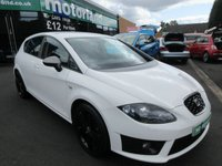 USED 2012 62 SEAT LEON 2.0 CR TDI FR 5d 140 BHP **BUY NOW PAY NEXT YEAR**