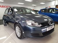 USED 2011 11 VOLKSWAGEN GOLF 1.6 S TDI 5d+LOW MILEAGE+£30 YEAR TAX+OVER 50 MPG+