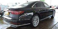 USED 2018 68 AUDI A8 3.0 TDI QUATTRO 4d AUTO 282 BHP