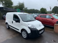 2015 CITROEN NEMO 1.2 660 ENTERPRISE HDI 1d 74 BHP £4989.00