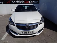 USED 2016 16 VAUXHALL INSIGNIA 2.0 SRI NAV VX-LINE CDTI ECOFLEX S/S 5d 167 BHP £176 A MONTH PARKING SENSORS SATELLITE NAVIGATION ALLOYS PRIVACY GLASS CLIMATE CONTROL FULL SERVICE HISTORY MOT JULY 2020 ALL VEHICLES SUBJECT TO £99 ADMIN FEE