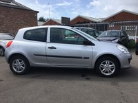USED 2007 07 RENAULT CLIO 1.1 EXTREME 16V 3d 75 BHP