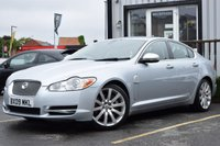 USED 2009 09 JAGUAR XF 3.0 V6 PREMIUM LUXURY 4d AUTO 240 BHP TOP OF THE RANGE JAGUAR XF WITH FSH, MUST BE SEEN!