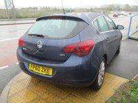 USED 2011 60 VAUXHALL ASTRA 1.7 SE CDTI 5d 108 BHP 6 Stamps of service history- £30 Yearly Road Tax. New MOT & Full Service Done on purchase + 2 Years FREE Mot & Service Included After . 3 Months Russell Ham Quality Warranty . All Car's Are HPI Clear . Finance Arranged - Credit Card's Accepted . for more cars www.russellham.co.uk  Spare Key + Owners Book Pack.