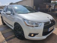 2013 CITROEN DS4 2.0 HDI DSPORT 5d 161 BHP £4490.00