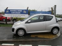 USED 2013 63 CITROEN C1 1.0 VTR 3d 67 BHP 2 Owner Car. Service History. £0.00 Yearly Road Tax. New MOT & Full Service Done on purchase + 2 Years FREE Mot & Service Included After . 3 Months Russell Ham Quality Warranty . All Car's Are HPI Clear . Finance Arranged - Credit Card's Accepted . for more cars www.russellham.co.uk  Spare Key + Owners Book Pack. -