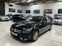 2015 MERCEDES-BENZ C CLASS 2.0 C200 SE EXECUTIVE 4d 184 BHP £13495.00