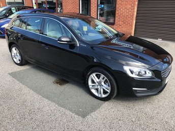 2016 VOLVO V60 2.4 D5 TWIN ENGINE SE NAV 5DOOR AUTO 231 BHP £19450.00