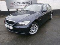 2006 BMW 3 SERIES 2.0 320I SE 4dr £3980.00