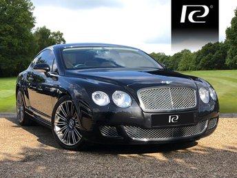 2008 BENTLEY CONTINENTAL 6.0 GT 2d AUTO 553 BHP £34990.00