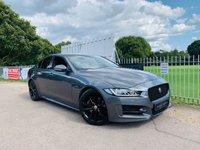 2015 JAGUAR XE 2.0 GTDI R-SPORT 4d AUTO 237 BHP £16750.00