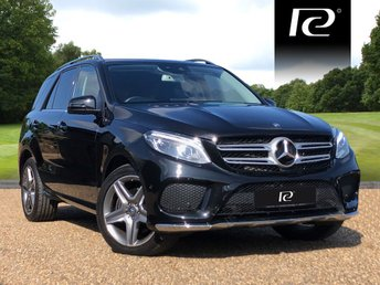 2016 MERCEDES-BENZ GLE-CLASS 2.1 GLE 250 D 4MATIC AMG LINE 5d AUTO 201 BHP £36990.00