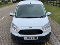 USED 2017 67 FORD TRANSIT COURIER 1.5 TREND TDCI 1d 94 BHP