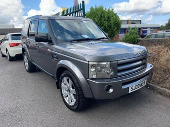 2009 LAND ROVER DISCOVERY 2.7 3 TDV6 XS 5d AUTO 188 BHP £9995.00