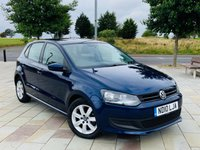 USED 2010 10 VOLKSWAGEN POLO 1.4 SE 5d 85 BHP