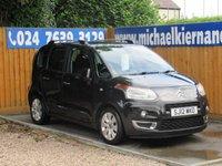 2012 CITROEN C3 PICASSO 1.6 PICASSO EXCLUSIVE EGS 5d AUTO 120 BHP £5295.00