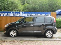 USED 2012 12 CITROEN C3 PICASSO 1.6 PICASSO EXCLUSIVE EGS 5d AUTO 120 BHP