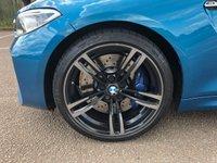 USED 2017 55 BMW M2 3.0 M2 2d AUTO 365 BHP