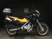 USED 2003 53 BMW F650 GS ONLY 2918 MILES. 1 OWNER. SERVICED. ABS