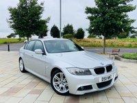2011 BMW 3 SERIES 2.0 318D M SPORT 4d 141 BHP £6995.00