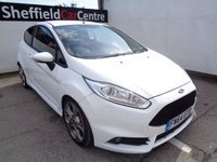 USED 2014 64 FORD FIESTA 1.6 ST-2 3d 180 BHP C POPULAR PERFORMANCE HATCH PRIVACY GLASS ALLOY WHEELS AIR CONDITIONING ALL VEHICLES SUBJECT TO £99 ADMIN FEE