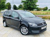 2012 VOLKSWAGEN TOURAN 2.0 SE TDI 5d 142 BHP £7995.00