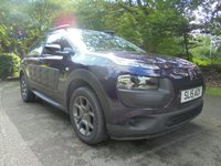 USED 2015 15 CITROEN C4 CACTUS 1.2 PURETECH FEEL 5d 80 BHP ONLY £20.00 PER YEAR ROAD TAX