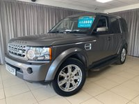 USED 2011 60 LAND ROVER DISCOVERY 3.0 4 TDV6 XS 5d AUTO 245 BHP