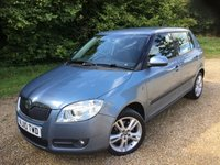 USED 2010 10 SKODA FABIA 1.9 LEVEL 3 TDI 5d 103 BHP
