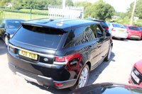 USED 2013 R LAND ROVER RANGE ROVER SPORT 3.0 SDV6 HSE 5d AUTO 288 BHP