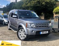 2011 LAND ROVER DISCOVERY 3.0 4 SDV6 HSE 5d AUTO 245 BHP £17490.00
