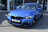 USED 2013 13 BMW 3 SERIES 2.0 320I XDRIVE M SPORT 4d AUTO 181 BHP FINANCE TODAY WITH NO DEPOSIT