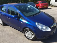 USED 2009 58 VAUXHALL CORSA 1.0 LIFE A/C 5d 60 BHP