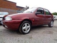 1999 FORD FIESTA 1.2 ZETEC 5d 74 BHP £595.00