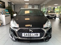 USED 2016 66 DS DS 3 1.6 BLUEHDI ELEGANCE S/S 3d 98 BHP LOW MILES