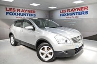 USED 2008 08 NISSAN QASHQAI 1.5 TEKNA DCI 5d 105 BHP Panoramic roof, Cruise control, Bluetooth, Low miles, Privacy glass