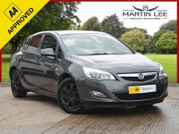 USED 2010 60 VAUXHALL ASTRA 1.2 EXCLUSIV CDTI ECOFLEX 5d 93 BHP ONLY £20 ROAD TAX 5 DOOR DIESEL