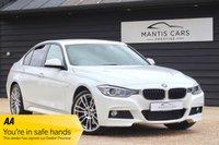 USED 2013 63 BMW 3 SERIES 2.0 320D XDRIVE M SPORT 4d AUTO 181 BHP