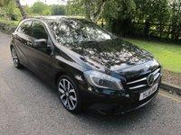 2014 MERCEDES-BENZ A CLASS 2.1 A200 CDI SPORT 5d AUTO 136 BHP £11990.00