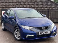 USED 2012 12 HONDA CIVIC 1.8 I-VTEC ES 5d 140 BHP