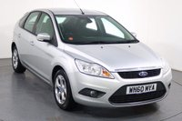 USED 2010 60 FORD FOCUS 1.6 SPORT TDCI 5d 107 BHP Company and ONE OWNER with 6 Stamp SERVICE HISTORY
