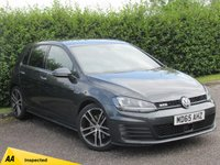 USED 2015 65 VOLKSWAGEN GOLF 2.0 GTD DSG 5d * SATELLITE NMAVIGATION * AUTOMATIC *