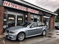 2010 BMW 3 SERIES 2.0 320D M SPORT TOURING 5d 181 BHP £5000.00